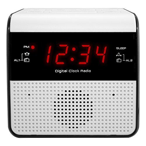 La Crosse Technology Equity by La Crosse 30118 FM Alarm C...