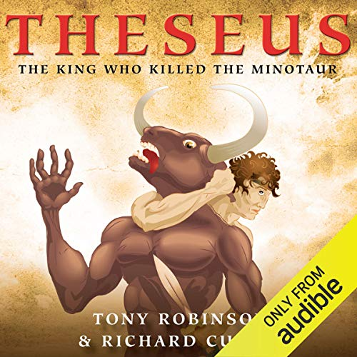Theseus: The King Who Killed the Minotaur (Theseus And The Minotaur Myth For Kids)