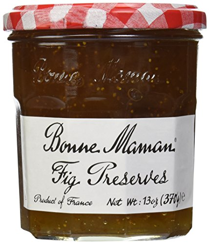 Bonne Maman Fig Preserve, 13-ounce