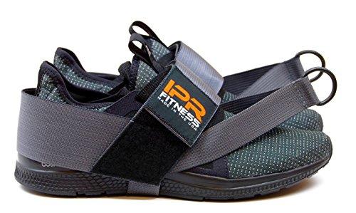Kickback Crossover (IPR Fitness Glute Kickback PRO - Gray, Men's - 2 Pack)
