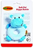 Soft Pal - Hippo Rattle 24 pcs sku# 1916531MA