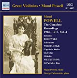 Powell: The Complete Recordings, 1904-1917, Vol. 4