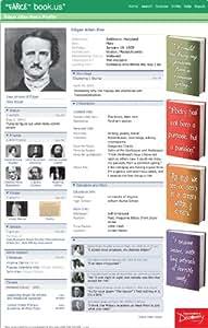 Edgar allan poe farce book poster prints for Farcical books