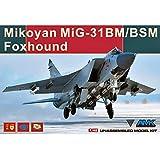 AMK AvantGarde Model Kits 1/48 MiG-31BM Foxhound #88003