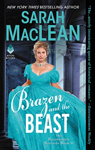 Book Cover: Brazen and the Beast: The Bareknuckle Bastards Book II