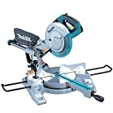 Makita LS1017LX1 10-Inch Sliding Compound Mitre Saw with Laser and Tool Stand