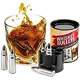 Whiskey Bullet Stones Premium Gift Set By Frolk