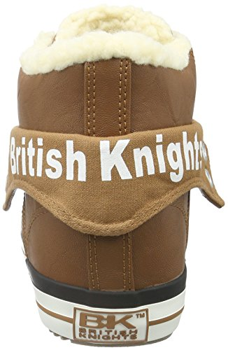 Størrelse British top Knights Menn Brun Roco Uk Sneakers Lav 10 rx1SwBrq