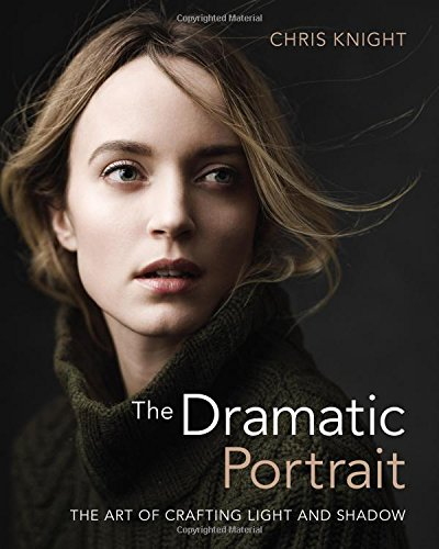 Dramatic Portrait: The Art of Crafting Light and Shadow