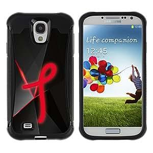 Be-Star único patrón Impacto Shock - Absorción y Anti-Arañazos Funda Carcasa Case Bumper Para SAMSUNG Galaxy S4 IV / i9500 / i9515 / i9505G / SGH-i337 ( 1 )