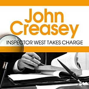 Inspector West Takes Charge Audiobook