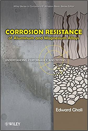 Download Corrosion Resistance of Aluminum and Magnesium Alloys: Understanding, Performance, and Testing PDF
