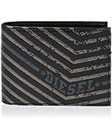 Diesel Men's Money-Money Neela XS Black/Castlerock/Dark Silver Matt