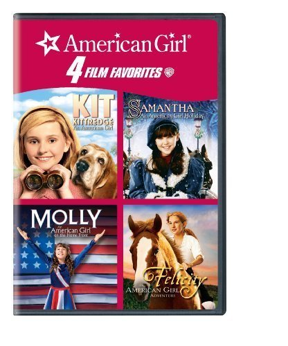 4 Film Favorites: American Girl by Warner Home Video by Various by Warner Manufacturing