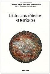 litteratures africaines et territoires