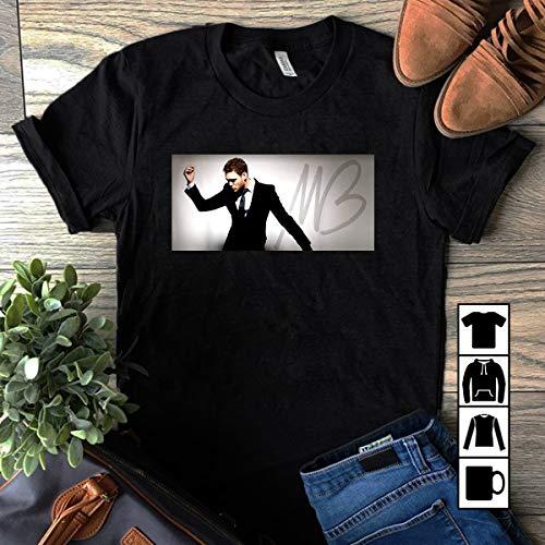 (Michael Buble Love Forever Tour 2019 T-Shirt Sweatshirt Long Sleeve Hoodie)