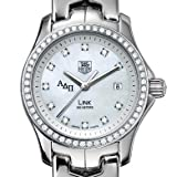 ADPi Women's TAG Heuer Link with Diamond Dial & Bezel