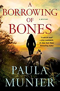 Book Cover: A Borrowing of Bones