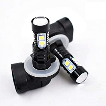 For Arctic Cat Snowmobiles 80W LEDs Super White Super Headlights Bulbs 12757