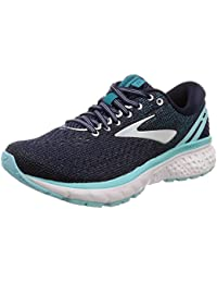 Women's Ghost 11 Navy/Grey/Blue 7 D US
