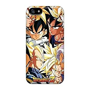STL3337WRiJ Anti-scratch Case Cover GAwilliam Protective Dragon Ball Z Case For Iphone 5/5s BY supermalls