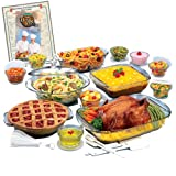 Anchor Hocking 34 Piece Expressions Ovenware Set