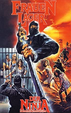 Ninja Shadow Killers - Limited 99 Edition - by Godfrey Ho ...