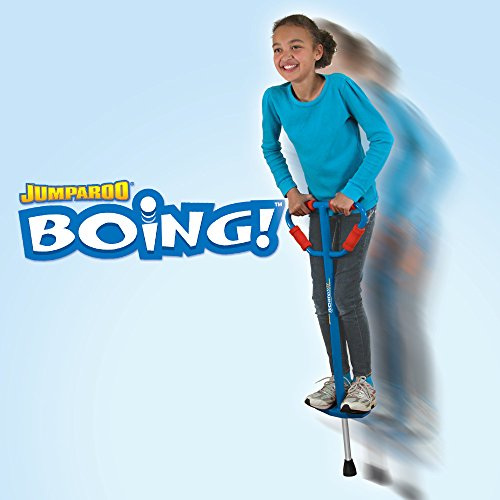 Price comparison product image Jumparoo Boing! I Pogo Stick (For 44-86 Lbs) By Air Kicks