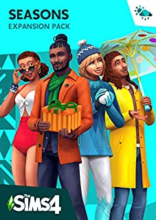 The Sims 4 Seasons [Online Game Code] (B07DFZRJ6G) | Amazon Products