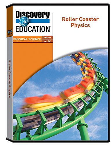 Discovery Education Roller Coaster Physics DVD