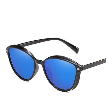 Aoligei Gafas de Sol película Color de Tendencia Gafas de ...
