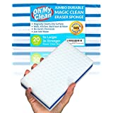 Jumbo Magic Cleaning Eraser Sponge - 6.5