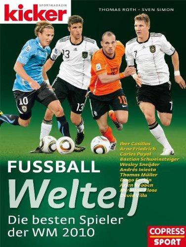 Fußball-Weltelf: Die besten Spieler der WM 2010