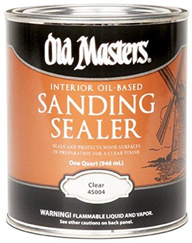 oil sanding sealer - 1
