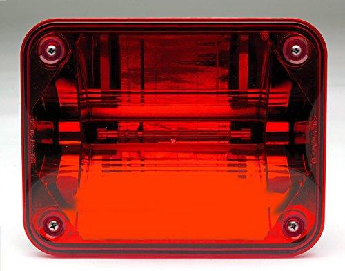 Whelen 900 Series Strobe Light, Red Lens -