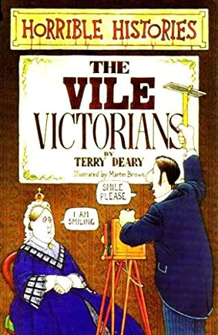 book cover of The Vile Victorians