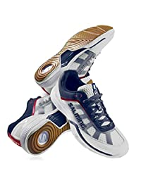 Salming Viper 2.0 Men's Indoor Court Shoe White/Navy