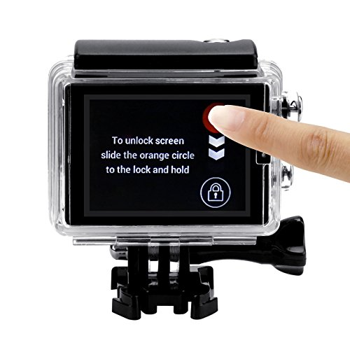 SHOOT Touchable Waterproof Housing Cameras product image