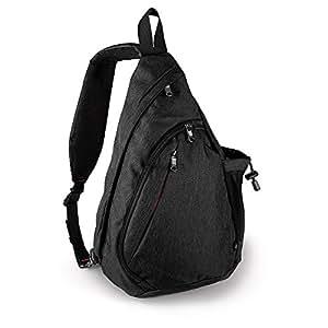 Toupons Sling Bag - Small Crossbody Backpack for Men & Women