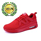 KRIMUS Mens Walking Sneakers Air Cushion Sports Shoes Breathable Athletic Running Shoes by