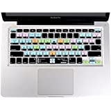 XSKN OS X Shortcuts Keyboard Skin Cover for MacBook 13 15 17 US Version