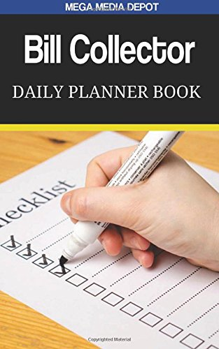 Read Online Bill Collector Daily Planner Book ebook