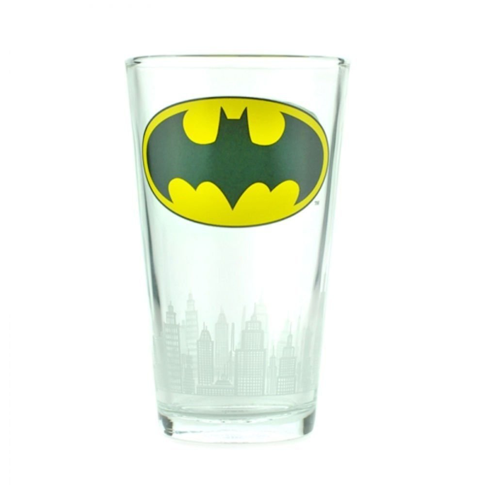 Batman Large Boxed Glass - DC Comics GL01BM05