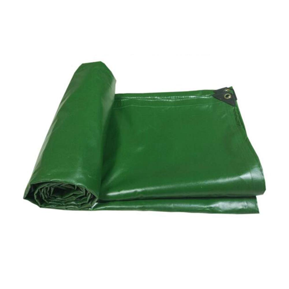 profitto zero Dall telone di di di Spessore Impermeabile Tarp Giuntura Awning Ombra del Sole Campeggio All'aperto (colore   verde, Dimensioni   5×5m)  edizione limitata