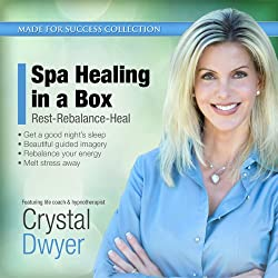 Spa Healing in a Box: Rest-Rebalance-Heal