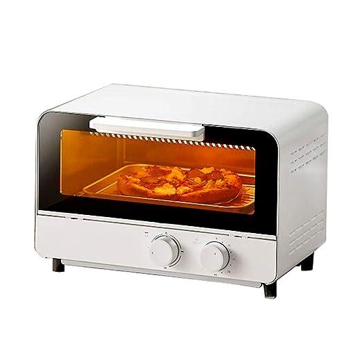 Mini horno eléctrico, horno pequeño automático de múltiples ...