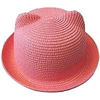 LCsndice Sombrero de Verano de Sombrero de Playa