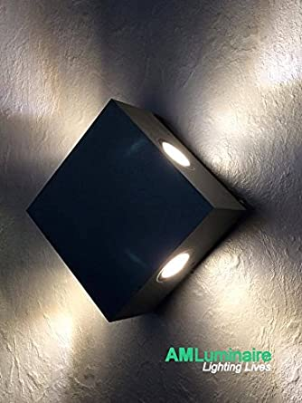 Am Luminaire Outdoor Wall Light Four Way (Water Proof) (Suitable For Indoor And Outdoor) Wall Lamps & Sconces at amazon