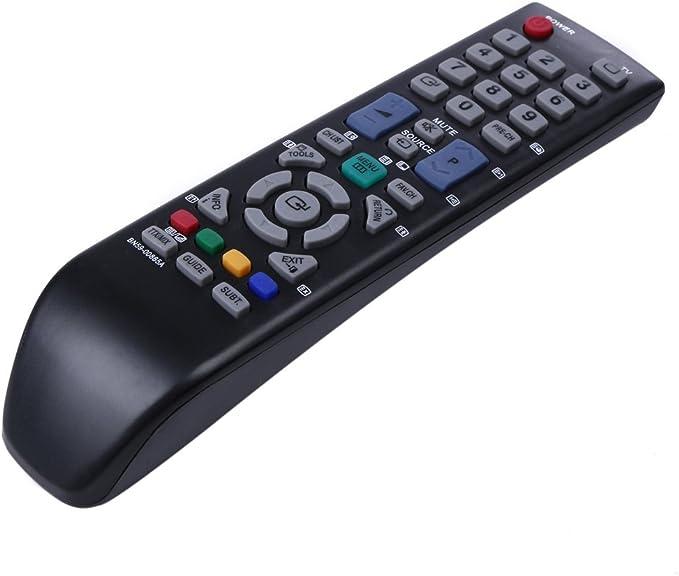 Hillrong Mando a distancia dedicado TV para Samsung BN59-00865A LED T: Amazon.es: Electrónica