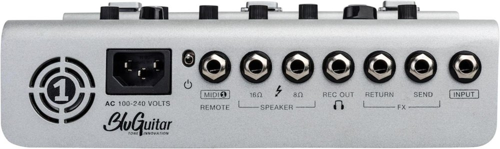 Amazon.com: BluGuitar Amp1 100-watt 4-channel Pedalboard Amp with Nanotube: Musical Instruments